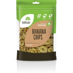 LOTUS BANANA CHIPS 150G