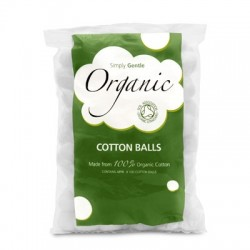 SIMPLY GENTLE COTTON BALL 100P