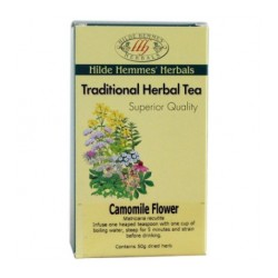 HILDE HEMMES HERBALS CAMOMILE FLOWER 50G