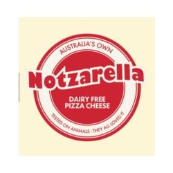 NOTZARELLA DAIRY FREE PIZZA CHEESE 250G