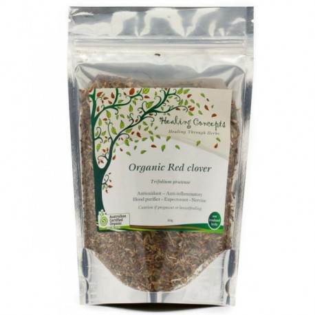 HEALING CONCEPTS RED CLOVER 40G