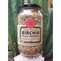 MINDUL FOODS ACTIVATED ORGANIC BIRCHIA PALEO PREBIOTIC MIX 55G