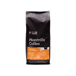 MONTVILLE COFFEE ORGANIC HINTERLAND DECAFFEINATED BEANS 1KG