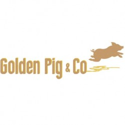 GOLDEN PIG AND CO BEEF AND GINGER DUMPLINGS 300G