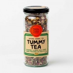 MINDFUL FOODS TUMMY TEA 45G