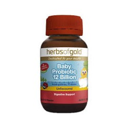 HERBS OF GOLD BABY PROBIOTIC 12 BILLION 50G ORAL POWDER