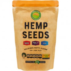 VITAHEMP AUSTRALIAN CHEMICAL FREE HEMP SEEDS 900G