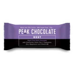 PEAK CHOCOLATE REST WITH MAGNESIUM 20G