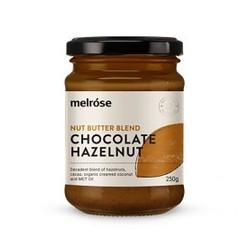 MELROSE CHOCOLATE HAZELNUT SPREAD 250G