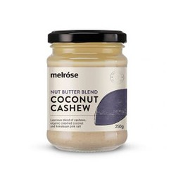 MELROSE COCONUT CASHEW SPREAD 250G