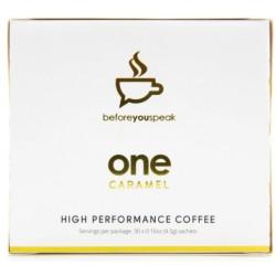 BEFORE YOU SPEAK HIGH PERFORMANCE COFFEE CARAMEL 30PKN