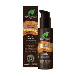 DR ORGANIC MENS FACE SERUM 50ML