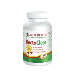 CABOT HEALTH BACTO CLEAR 90 CAPSULES