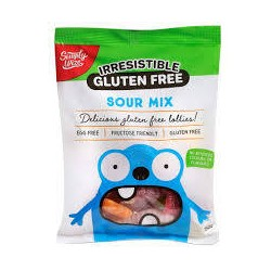 IRRESISTIBLE GLUTEN FREE SOUR MIX 150G