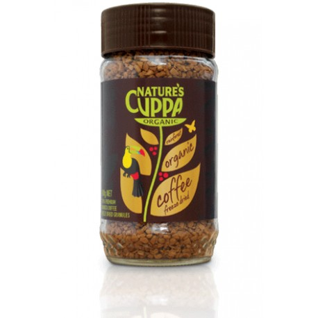 NATURES CUPPA COFFEE 100G