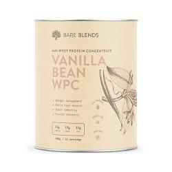 BARE BLENDS VANILLA BEAN WPC 500G