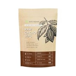 BARE BLENDS RAW CACAO WPC 500G