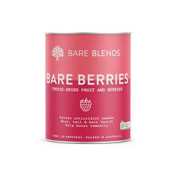 BARE BLENDS BARE BERRIES 100G