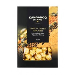 KANGAROO ISLAND HONEY COATED POPCORN 80G