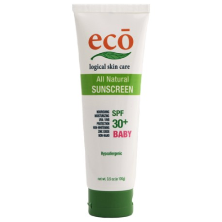 ECO NATURAL SUNSCREEN SPF 30+ BABY 100G