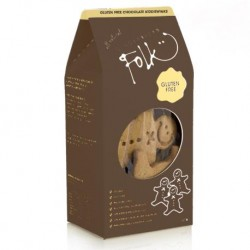 GINGERBREAD FOLK CHOCOLATE KIDDIEWINKS 225G