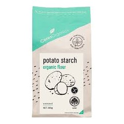 CERES ORGANICS POTATO STARCH 300G
