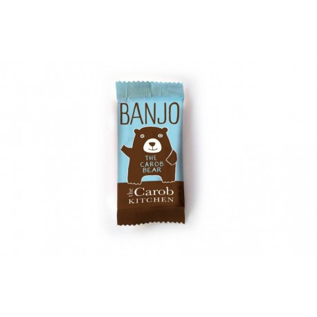THE CAROB KITCHEN CAROB BEAR 15G