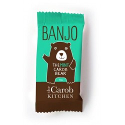 THE CAROB KITCHEN MINT CAROB BEAR 15G