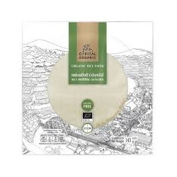 CAPITOL ORGANIC RICE PAPER 145G APPROX 15 SHEETS