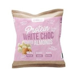VITAWERX PROTEIN WHITE CHOCOLATE ALMONDS 60G