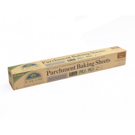 IF YOU CARE PARCHMENT BAKING SHEETS 24PK