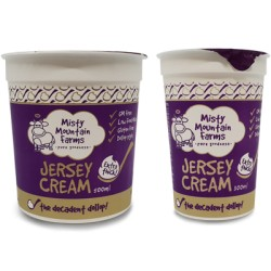 MISTY MOUNTAIN FARMS JERSEY CREAM EXTRA THICK 300ML