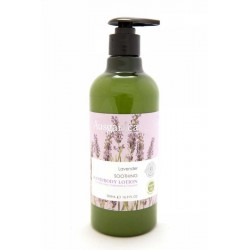 AUSGANICA SOOTHING HAND & BODY LOTION 500ML
