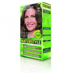 NATURSTYLE DARK BLONDE 6N 165ML