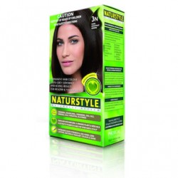NATURSTYLE DARK BROWN 3N 165ML