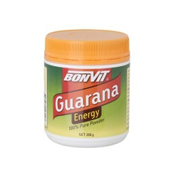 BONVIT GUARANA ENERGY POWDER 200G