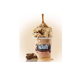 ATP NOWAY COLLAGEN FROZEN DESSERT CHOC PEANUT BUTTER CRUNCH 500ML
