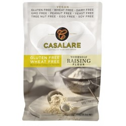 CASALARE GLUTEN FREE YOURSELF RAISING FLOUR 750G