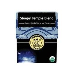 BUDDHA TEAS SLEEPY TEMPLE BLEND 18 BAGS 27G