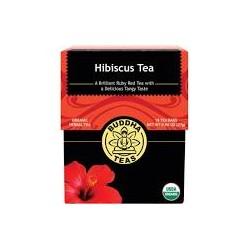 BUDDHA HIBISCUS TEA 18 BAGS 27G