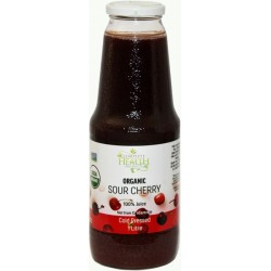 COMPLETE HEALTH PRODUCTS ORGANIC SOUR CHERRY JUICE COLD PRESSED 1L