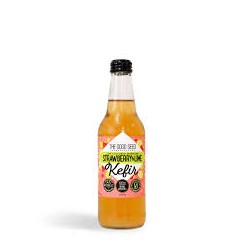 THE GOOD SEED STRAWBERRY AND LIME KEFIR 330ML