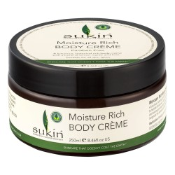 SUKIN RICH BODY CREME 250ML