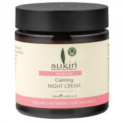 SUKIN CALM NIGHT CREAM 120ML