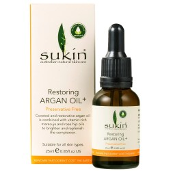 SUKIN RESTORE ARGAN OIL+ 25ML