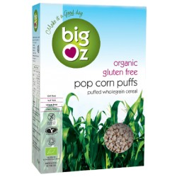 BIG OZ CORN PUFFS 175G