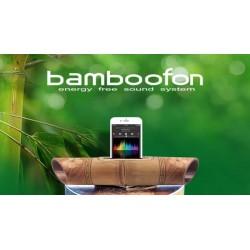 LUVIN LIFE BAMBOOFON ENERGY-FREE SOUND SYSTEM