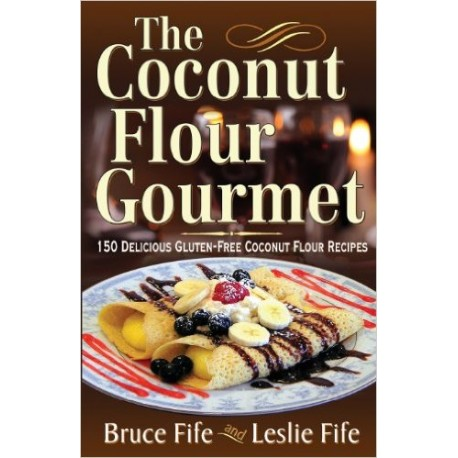 BOOK THE COCONUT FLOUR GOURMET