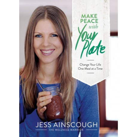 BOOK PEACE WITH YOUR PLATE