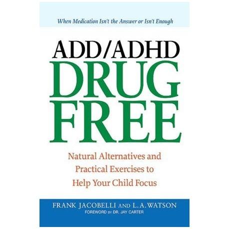 BOOK ADD/ADHD DRUG FREE